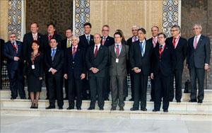 Ministros de la Unión Europea en la Declaración de Granada para la Agenda Digital